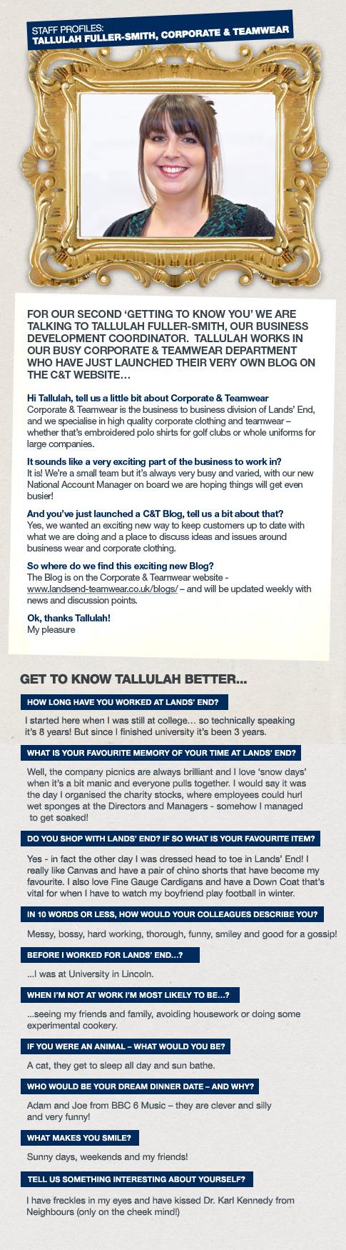 StaffProfile_Tallulah