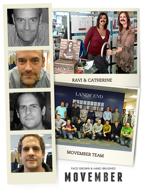 Lands' End Movember