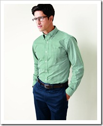 Traditional Fit Poplin Shirt