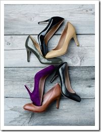 Ashby Heel Shoe
