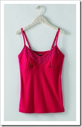 Regular Empire Waist Camisole