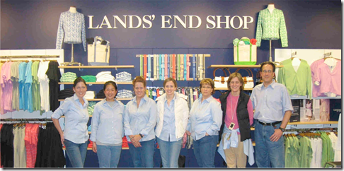 Lands' End Shop