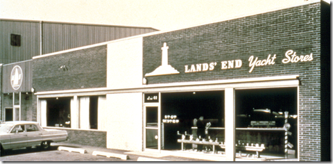 Lands' End 1st store