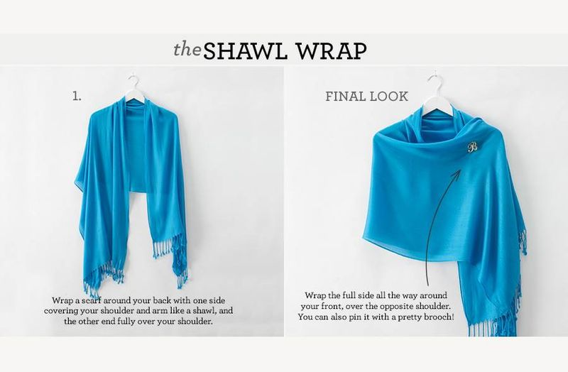 The shrawl wrap