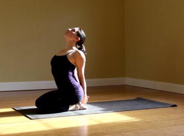 Yoga relax - www.fitsugar
